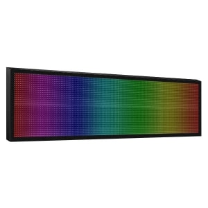 Электронное табло 2x4 (32x128) полноцветное