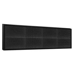 Электронное табло 2x4 (32x128) белое