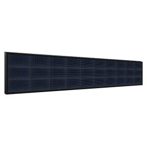 Электронное табло 3x10 (48x320) синее