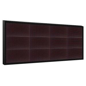 Электронное табло 3x4 (48x128) красное
