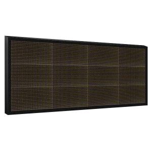 Электронное табло 3x4 (48x128) желтое