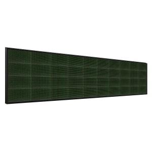 Электронное табло 4x10 (64x320) зеленое