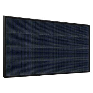 Электронное табло 4x4 (64x128) синее