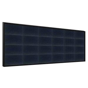 Электронное табло 4x6 (64x192) синее