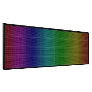 Электронное табло 4x6 (64x192) полноцветное