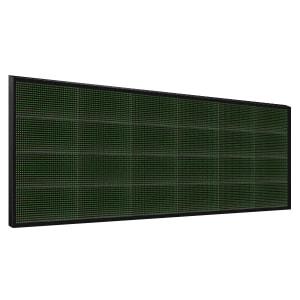 Электронное табло 4x6 (64x192) зеленое