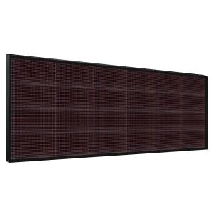 Электронное табло 4x6 (64x192) красное