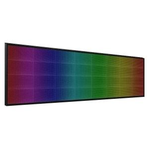 Электронное табло 4x8 (64x256) полноцветное