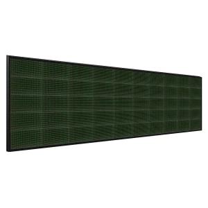 Электронное табло 5x10 (80x320) зеленое