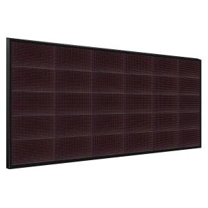 Электронное табло 5x6 (80x192) красное