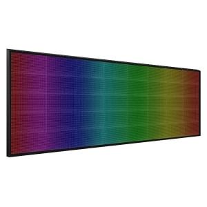Электронное табло 5x8 (80x256) полноцветное