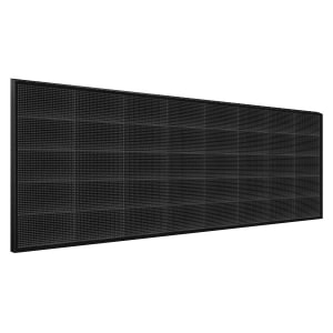 Электронное табло 5x8 (80x256) белое