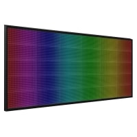 Электронное табло 5x6 (80x192) полноцветное