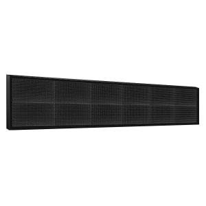 Электронное табло 2x6 (32x192) белое
