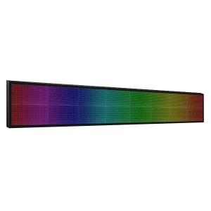 Электронное табло 2x8 (32x256) полноцветное