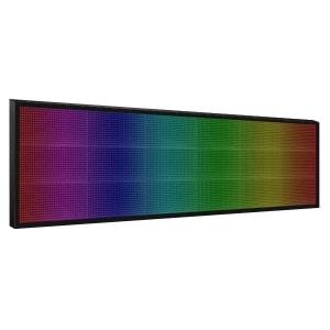 Электронное табло 3x6 (48x192) полноцветное