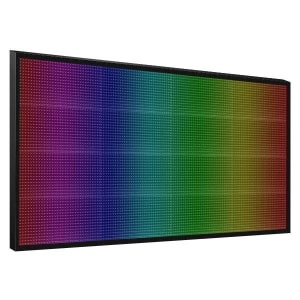 Электронное табло 4x4 (64x128) полноцветное
