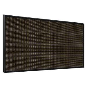 Электронное табло 4x4 (64x128) желтое