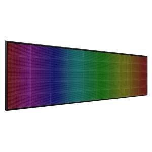 Электронное табло 5x10 (80x320) полноцветное