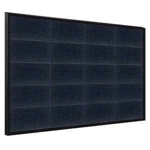 Электронное табло 5x4 (80x128) синее
