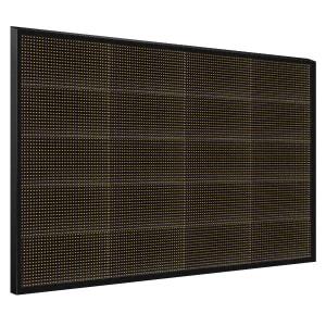 Электронное табло 5x4 (80x128) желтое