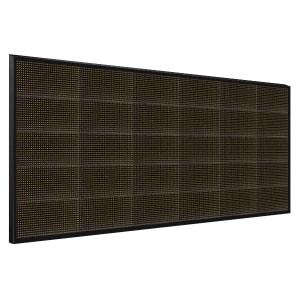 Электронное табло 5x6 (80x192) желтое