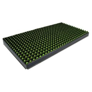 Светодиодный модуль P10 зеленый