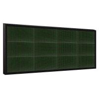 Электронное табло 3x4 (48x128) зеленое